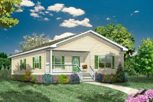 The Meadow Manufactured Home Model