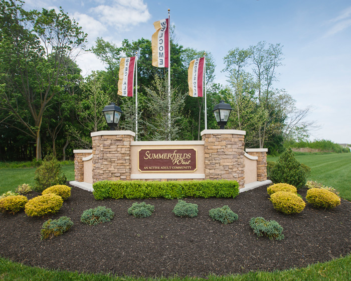 Summerfields West 55+ Active Adult Community in NJ