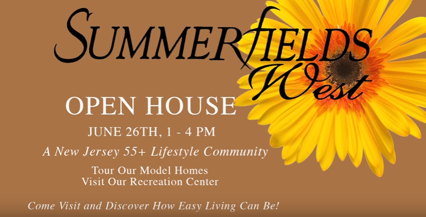 Summerfields West Open House Tour Our Model Homes June 26th