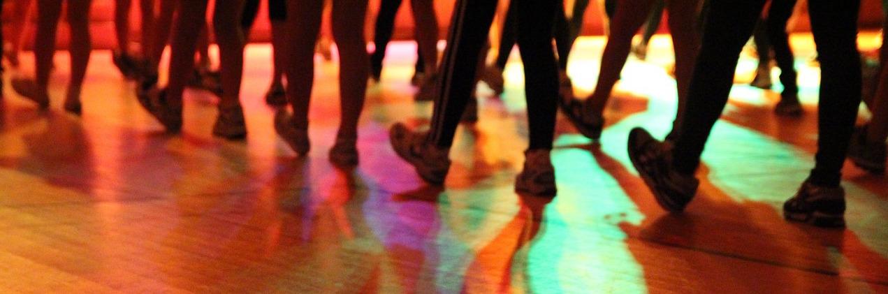 line dance class