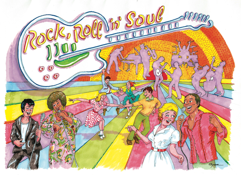 Rock, Roll & Soul