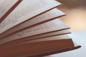 Book Club Open Book