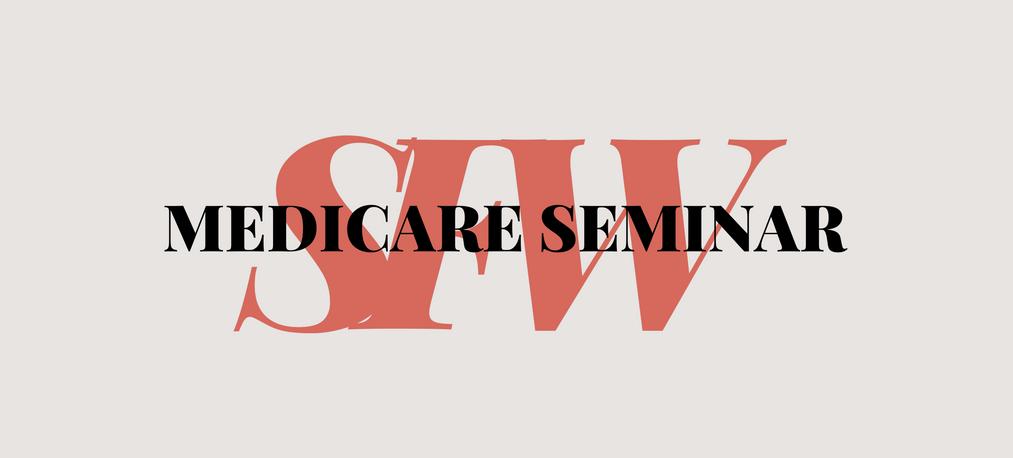 SWF Medicare Seminar
