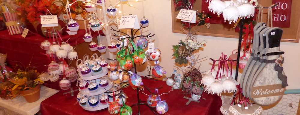banner images for holiday craft show