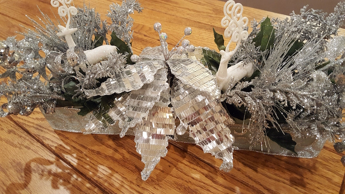 SFW table top crafts silver