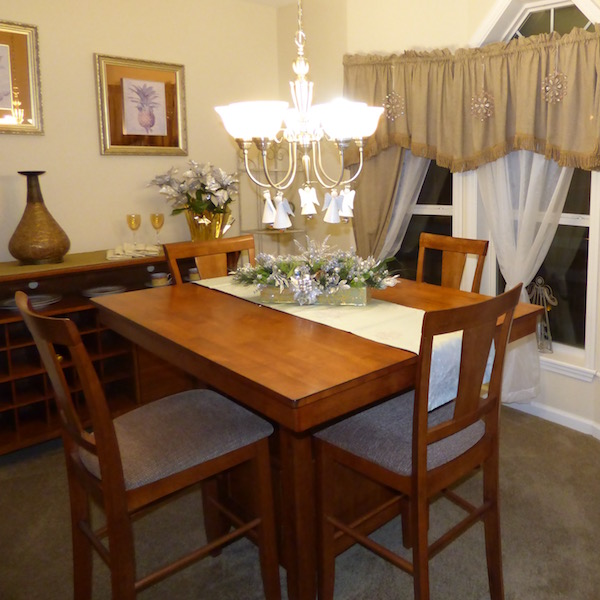 Meadow Model Dining Room