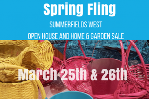Spring Fling Open House and Home & Garden Sale