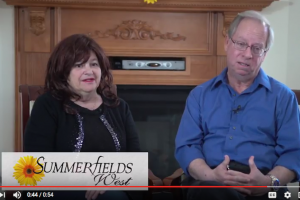 Summerfields Activities for 55+ Testimonial