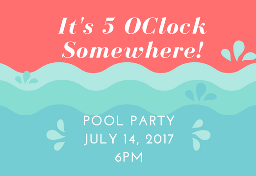 Pool Party for Summerfield West residents