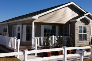 manufactured home - the Brook model