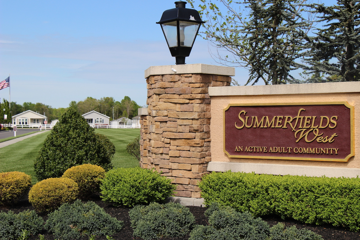 Summerfields West an active adult community