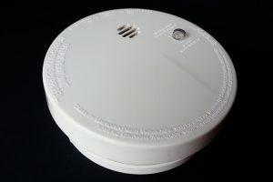 time to change the smoke detectors