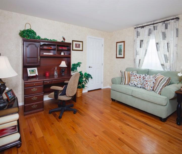 Summer Brook Apartments: The Brook Model Home Floor Plan