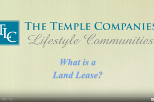what is a land lease video