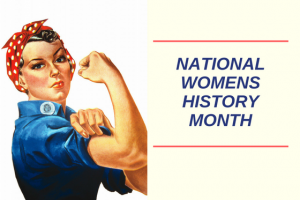 national womens history month