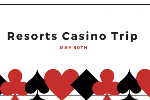 Resorts casino bus trip