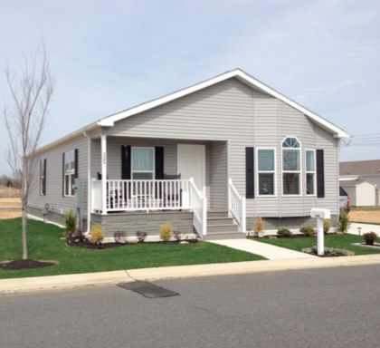 Meadow model manufactured home