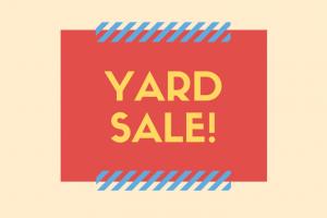 MHOA Yard Sale