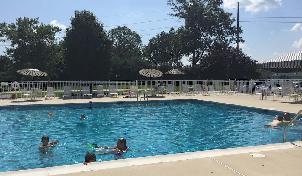 Manufactured Homes and Pool