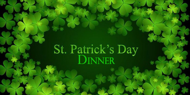 St. Patrick's Day Dinner at Summerfields West