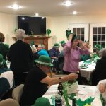 St Patty Neighbor Get Together