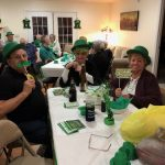 Activities Club St. Patrick's Day