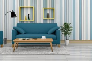 Summerfields West Living Room Furnishing Picture Modern Design