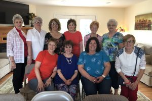 Group Photo of the Ladies of Summerfields West